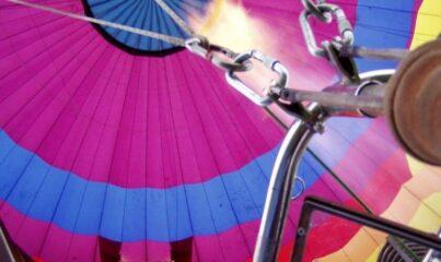 Starta luftballongen