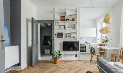 Korttidshyra lägenhet